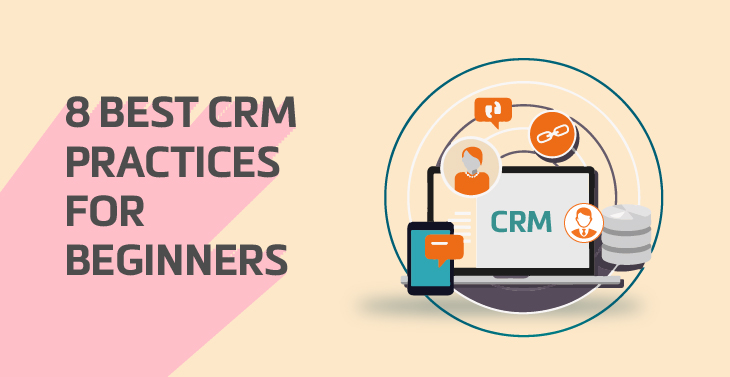 CRM practices for strtups